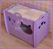 Родильный домик для кошки.